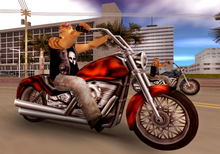 Gta vc beta bikers