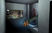 Baño del apartamento 3c