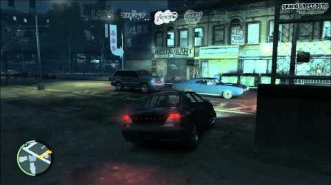 GTA IV Mision Luck of the Irish
