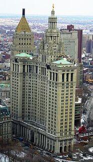 ManhattanMunicipalBuilding-RealLife-Aerial
