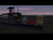 El socio de ray en el barco