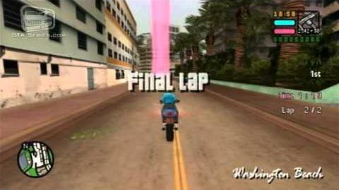 GTA Vice City Stories - Asphalt Assault - Turismo Race 8