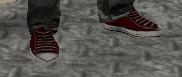 Hi-Tops rojas