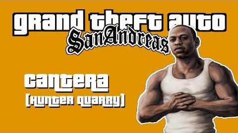 GTA San Andreas PS4 - Misiones de Minero (Cantera)