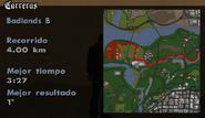 GTA SA Badlands B - Info