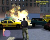 HUD BETA GTA III