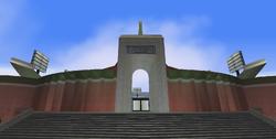 Entrada Bush Stadium III
