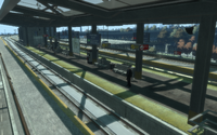 Francis Intl Airport Station GTA IV