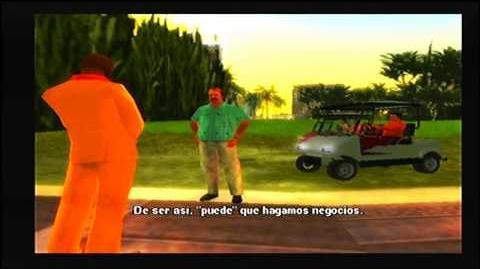 GTA VCS PS2 MISIÓN 40 EL MUERTO AL HOYO