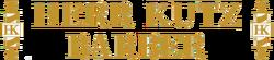 Herr Jutz Barber logotipo