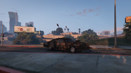Impaler apocalipsis modificado GTA Online