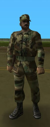 Soldado VC