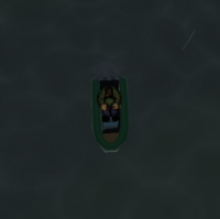 Dinghy GTA CW1