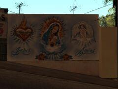 Virgen Maria Las Colinas