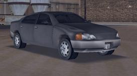 FBI Car gris III