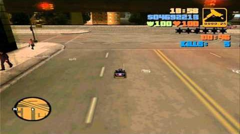 GTA 3 Toyz rampage - Uptown Yardies