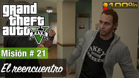 "Grand Theft Auto V - ""El reencuentro"""