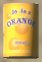 Lata Jo Jo's orange