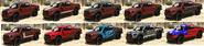 Caracara 4x4 GTAO Cubiertas