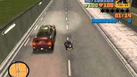 Grand Theft Auto III - Mision TOYZ - Calamidad en el Casino