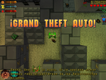 ¡Grand Theft Auto!