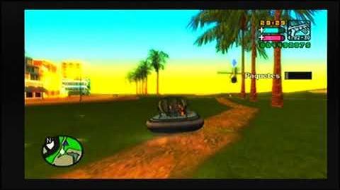 GTA VCS PS2 MISIÓN 48 LLUVIA BLANCA