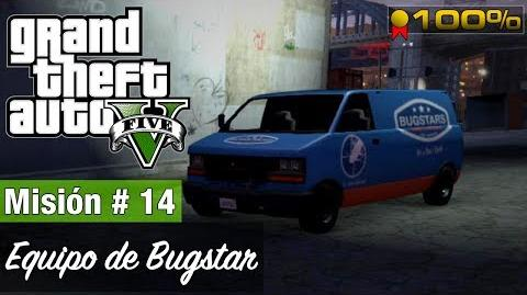 "Grand Theft Auto V - ""Equipo de Bugstar"""