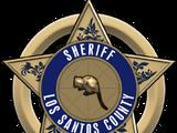 Departamento del Sheriff del Condado de Los Santos