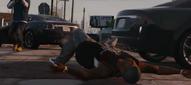 Franklin Matando A Un Balla GTAV
