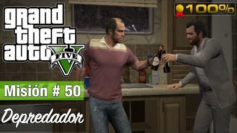 """Grand Theft Auto V - """"Depredador"""""""