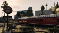 Last Train Los Santos Vinewood