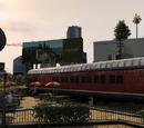 Last Train in Los Santos