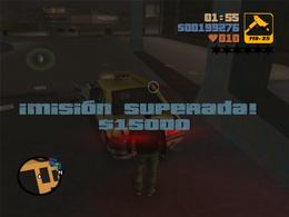 Misión superada