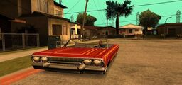 GTA San Andreas Beta Savanna-