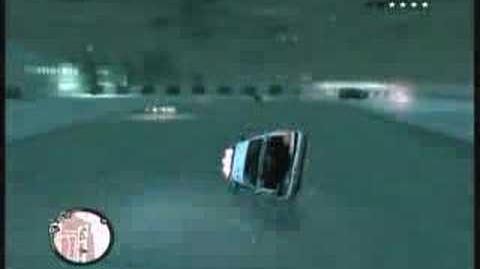 Vueltas de campana GTA4