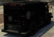 Enforcer detrás GTA IV