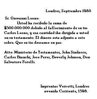 HistoriaMafiaCartaLeone