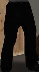 Khakis negros