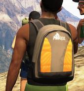Peatón con mochila de Prolaps