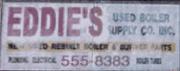 Cartel de Eddie