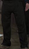 Pantalones chinos negros GTA IV
