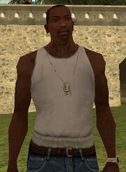Camisa tirante blanca
