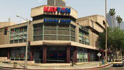 Kayton banco