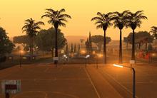 Parque de East Los Santos