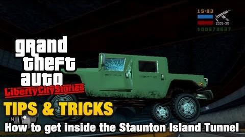 Como entrar al Tunnel de Staunton Island LCS-0