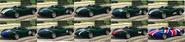 Swinger pinturas atrás GTA Online