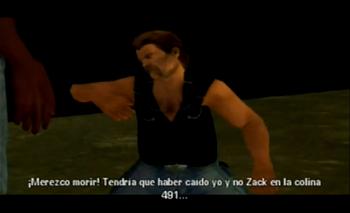 Zack mención VCS