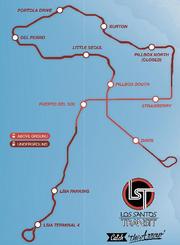 Mapa lst