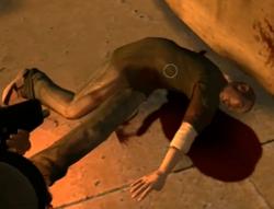 Packie muerto