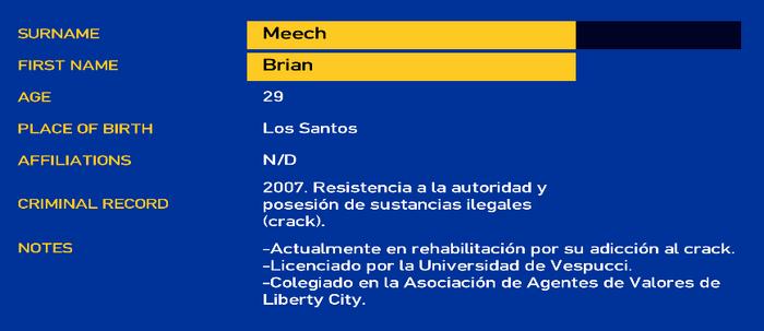 Brian meech